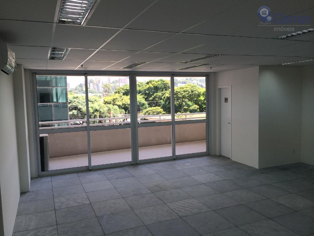 Conjunto comercial para venda e locação, Chácara Santo Antônio (Zona Sul), São Paulo.