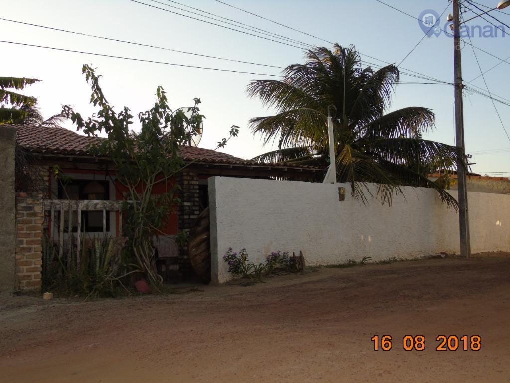 Casa residencial à venda, Ponta do Santo Cristo, São Miguel do Gostoso.