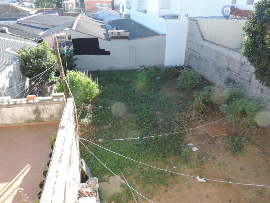Terreno comercial à venda, Vila Lúcia, São Paulo.
