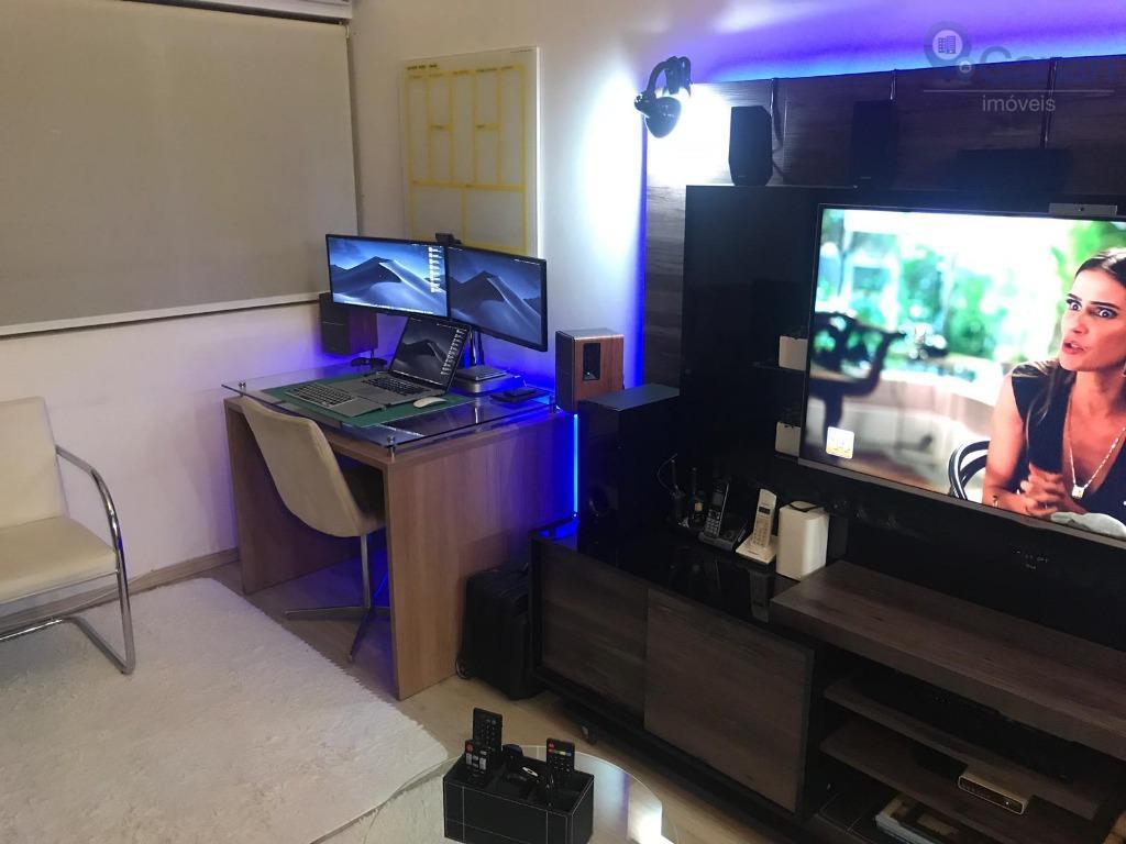 Apartamento Duplex em Moema Pássaros, pertinho do Parque Ibirapuera!