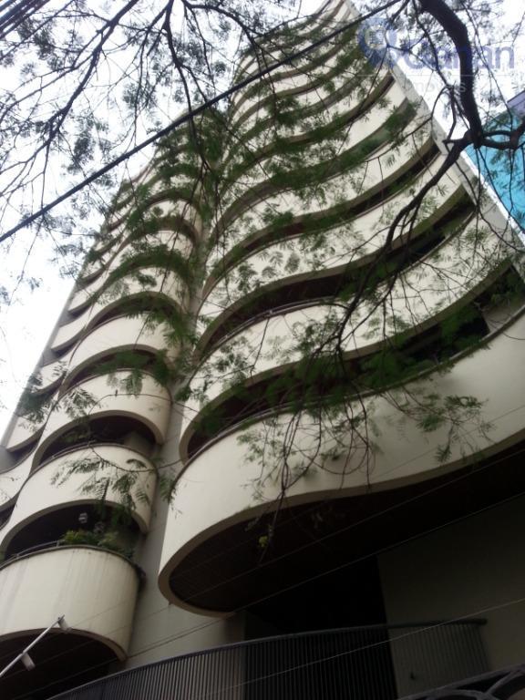 Cobertura residencial para venda e locação, Indianópolis, São Paulo.