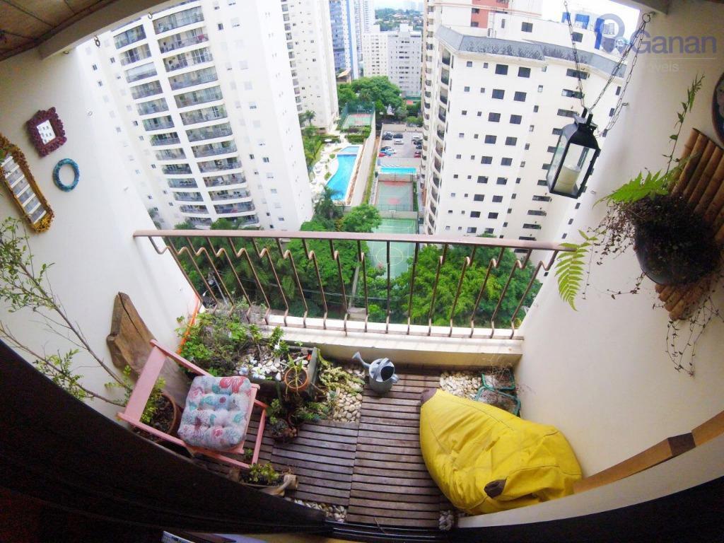Apartamento à venda, 2 dormitórios, Vila Mascote.