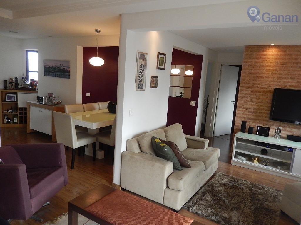 já pode trazer suas malas. apartamento cheio de charme e totalmente mobiliado em mirandópolis - 3...
