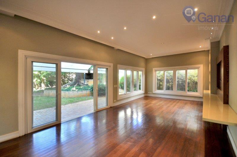 Casa com 4 dormitórios para alugar, 297 m² por R$ 15.500/mês - Alto de Pinheiros - São Paulo/SP