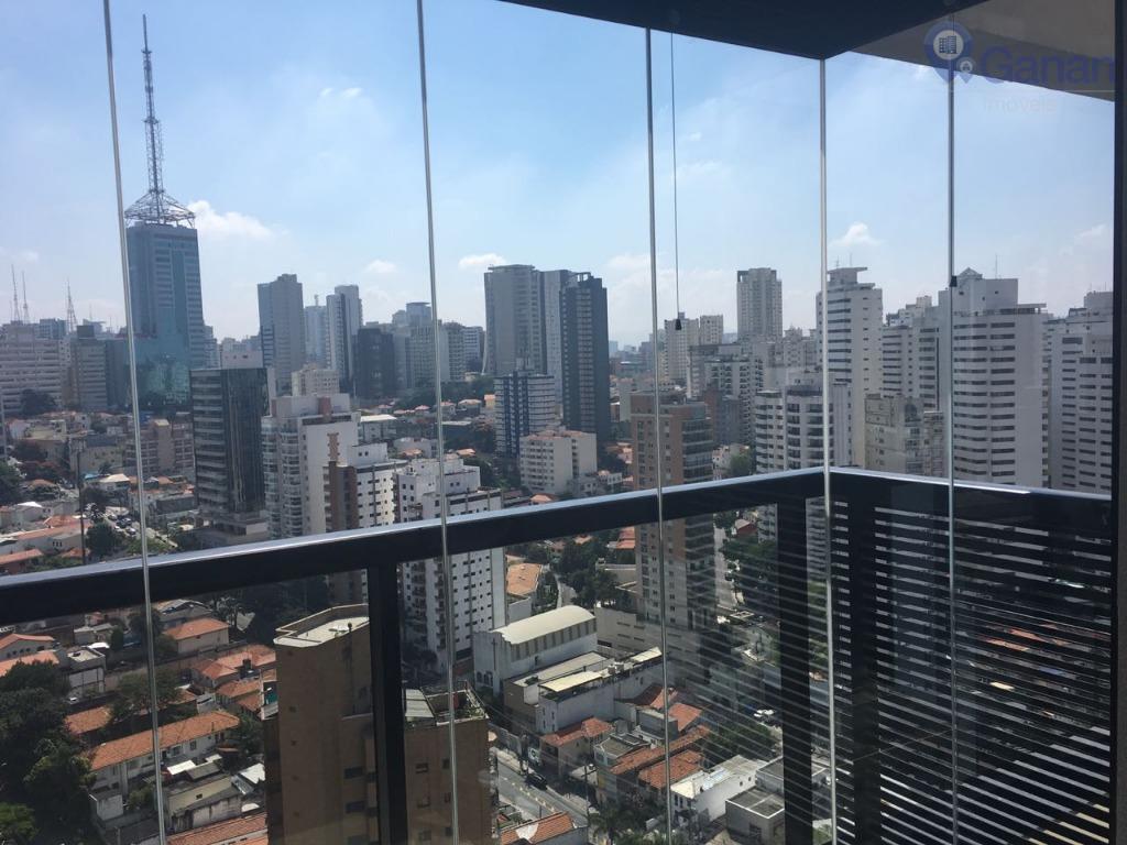 Studio residencial à venda, Vila Mariana, São Paulo.