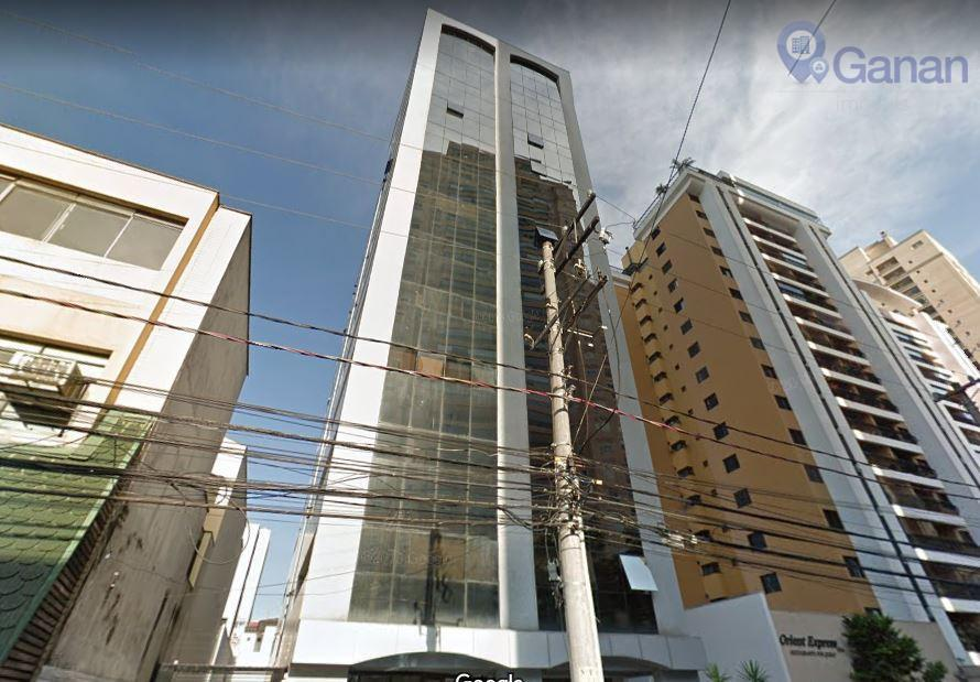 Conjunto comercial para locação, Brooklin Paulista, São Paulo.