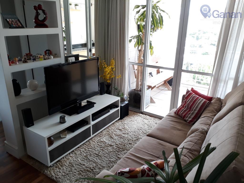 Apartamento residencial para venda e locação, Campo Belo, São Paulo - AP0177.