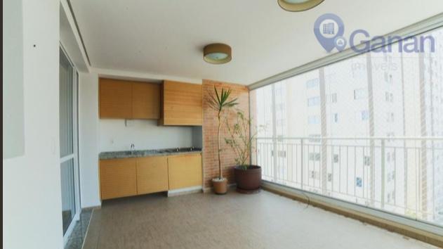 Apartamento residencial à venda, Alto da Boa Vista, São Paulo - AP5140.