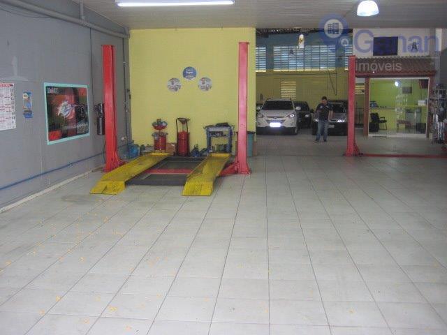 Galpão à venda, 306 m² por R$ 1.800.000 - Lapa - São Paulo/SP