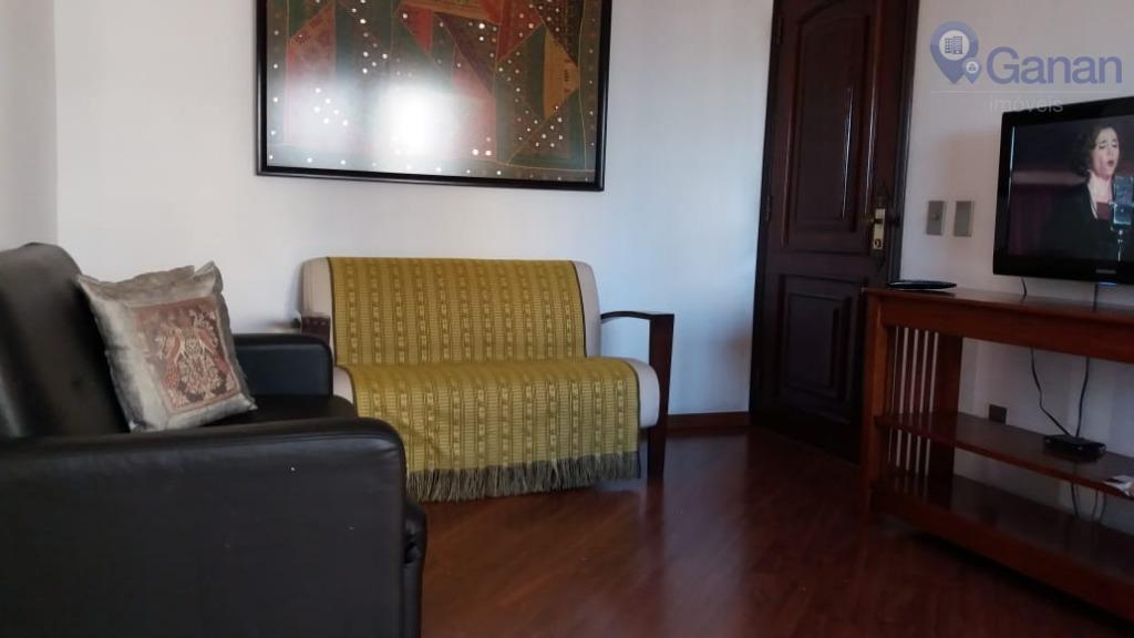 Apartamento à venda na Vila Mascote, 2 Quartos, 2 Vagas.