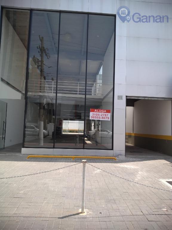 Loja comercial para locação, Moema, São Paulo.