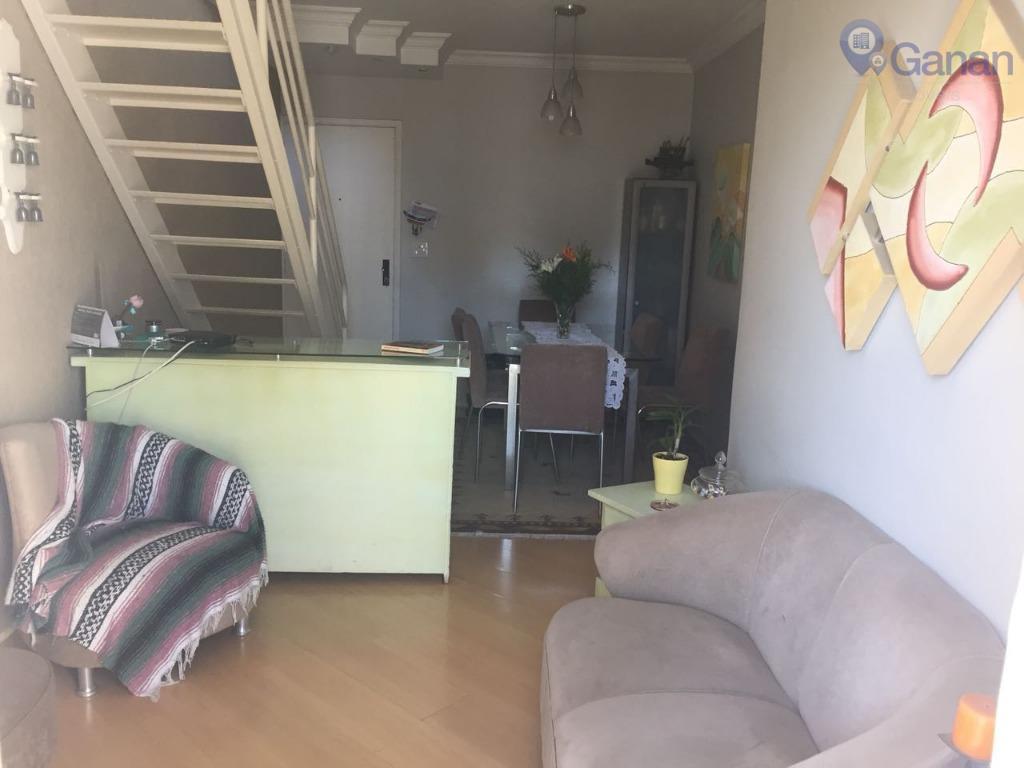 Cobertura residencial à venda, Vila Mascote, São Paulo.