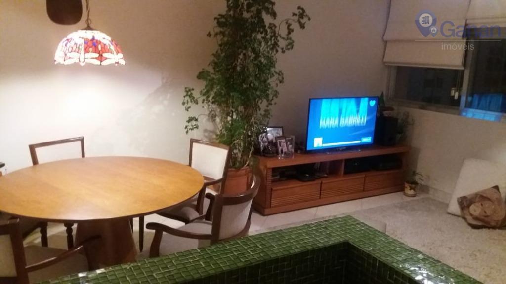 Apartamento residencial à venda, Moema Pássaros.