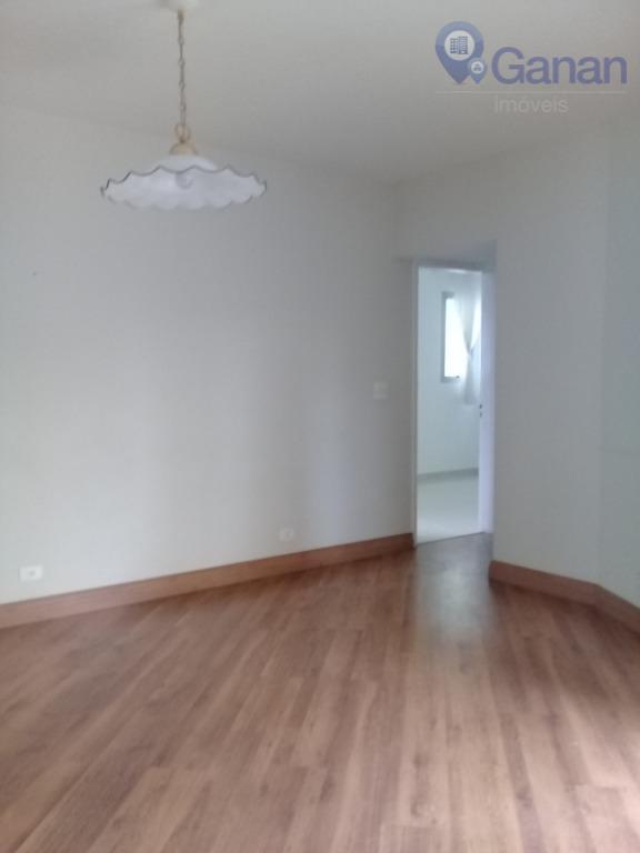 Excelente apartamento em Moema, um por andar!