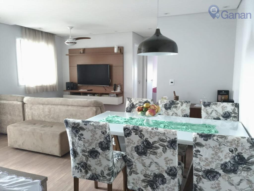 Apartamento com 2 dormitórios à venda, 66 m² por R$ 430.000 - Vila Andrade - São Paulo/SP
