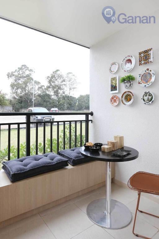 Apartamento com 2 dormitórios à venda, 48 m² por R$ 250.000 - Penha - São Paulo/SP