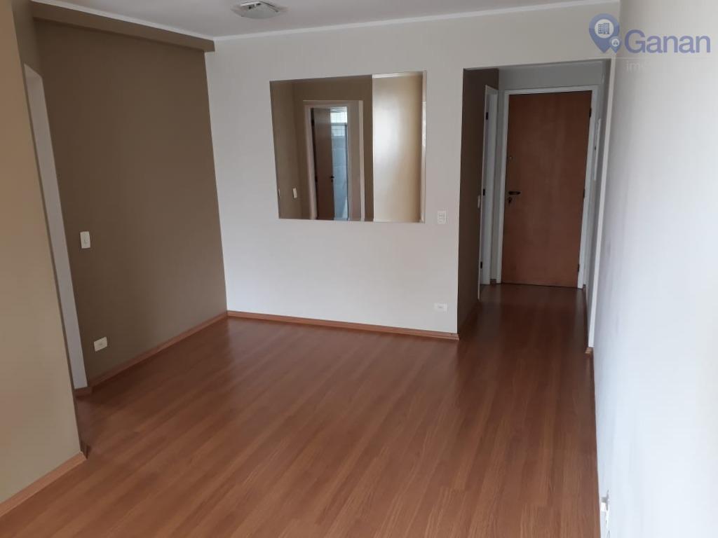 Apartamento com 2 dormitórios para alugar, 54 m² por R$ 1.000/mês - Vila Santa Catarina - São Paulo/SP