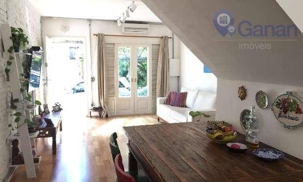 Casa de Vila  com 3 dormitórios à venda, 147 m² por R$ 1.390.000 - Vila Clementino,  próximo ao Shopping Santa Cruz!