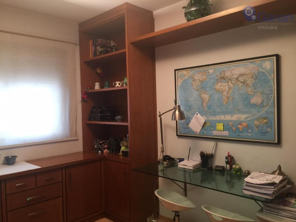 ótimo esse apartamento de 193 m², um por andar, com 04 dormitórios, sendo 02 suítes, living...