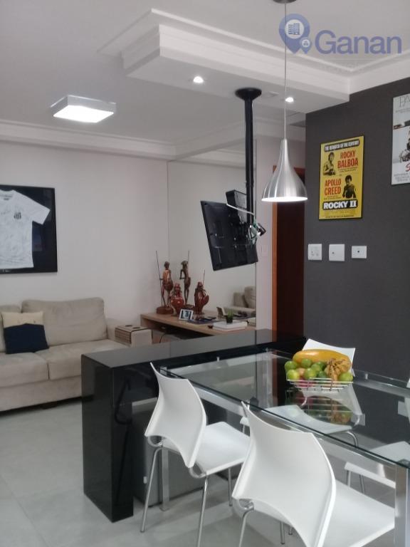 apartamento na saúde com 02 dormitórios sendo 02 suítes. 56 m² de área útil com varanda....