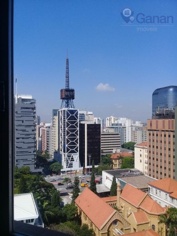 Apartamento com 2 dormitórios, sem garagem, andar alto, ao lado do Hospital Alemão Oswaldo Cruz.