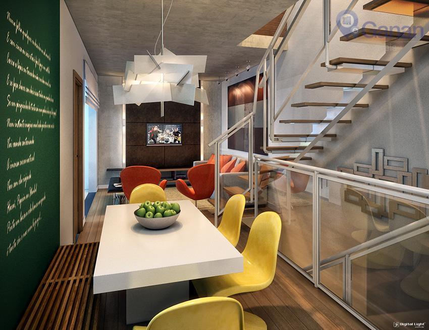 Cobertura  triplex com 2 dormitórios à venda, 113 m² por R$ 1.390.000 - Paraíso - São Paulo/SP