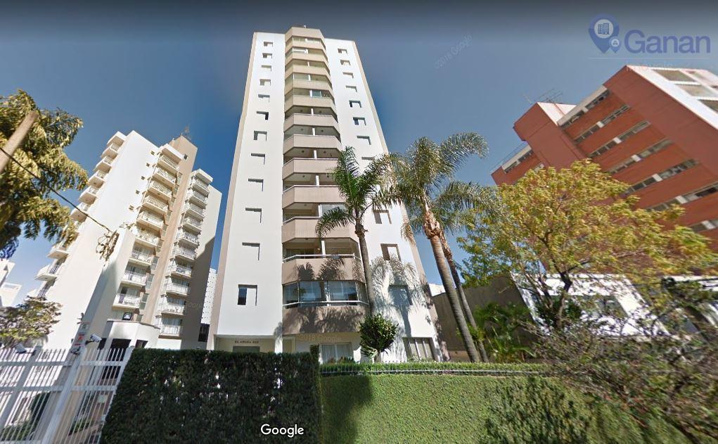 Apartamento residencial à venda, Vila Alexandria, São Paulo.