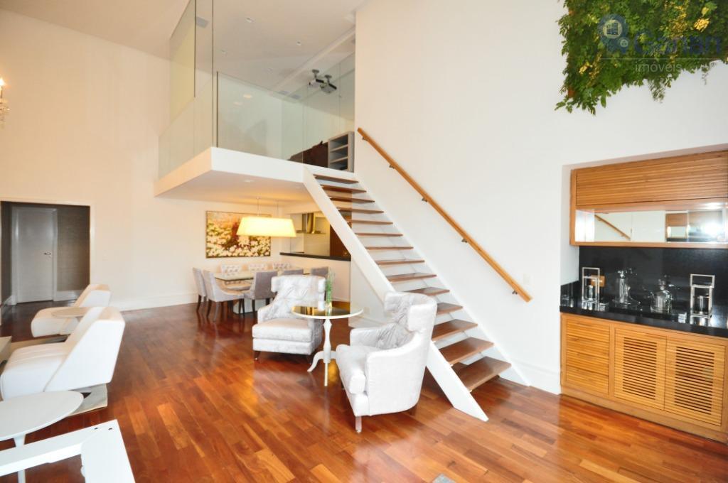 Apartamento Para Vender e Alugar no Brooklin