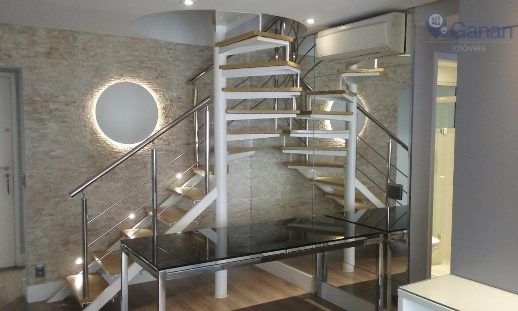 Cobertura Duplex com 3 dormitórios à venda, 147 m² na Vila Mascote.