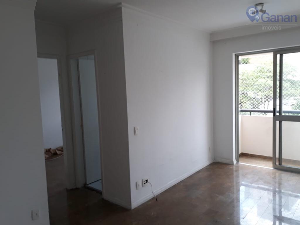 Apartamento com 2 dormitórios à venda, 48 m² por R$ 425.000 - Brooklin - São Paulo/SP