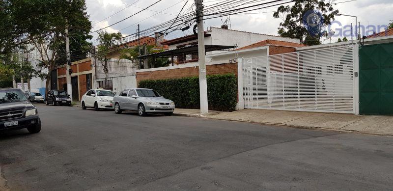 Casa com 4 dormitórios para alugar por R$ 5.400/mês - Brooklin - São Paulo/SP