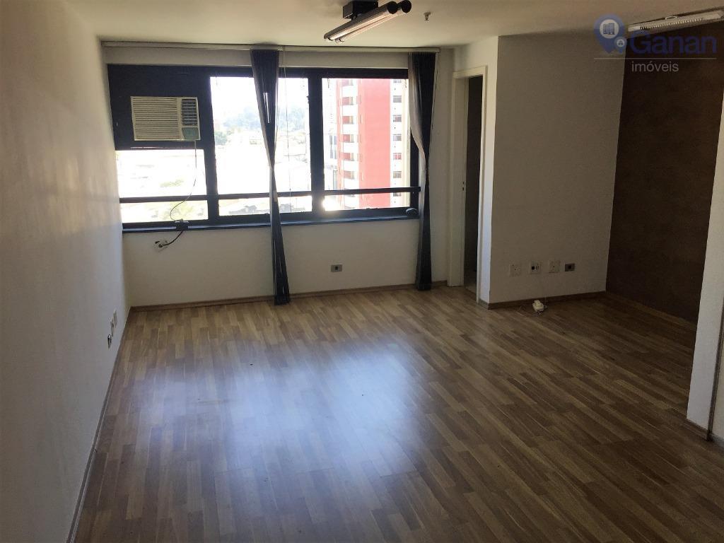 Conjunto para alugar, 35 m² por R$ 950/mês - Chácara Santo Antônio (Zona Sul) - São Paulo/SP