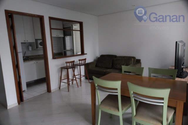 Apartamento Duplex com 2 dormitórios à venda, 65 m² por R$ 1.040.000 - Moema - São Paulo/SP