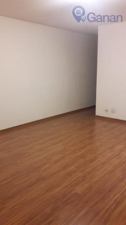 Apartamento com 3 dormitórios para alugar, 70 m² por R$ 1.200/mês - Morumbi - São Paulo/SP