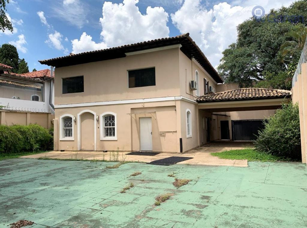Casa para alugar, 331 m² por R$ 19.000/mês - Jardim Everest - São Paulo/SP
