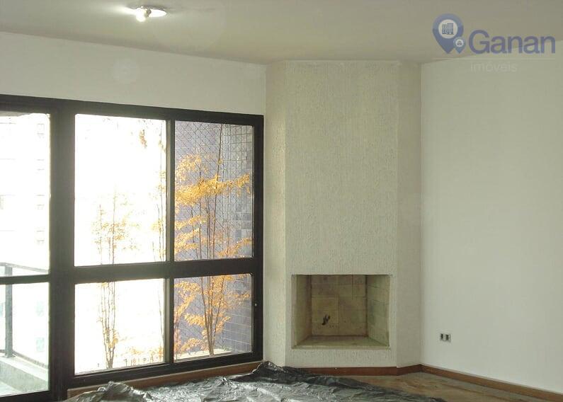 Apartamento com 3 dormitórios para alugar, 160 m² por R$ 2.650/mês - Vila Andrade - São Paulo/SP