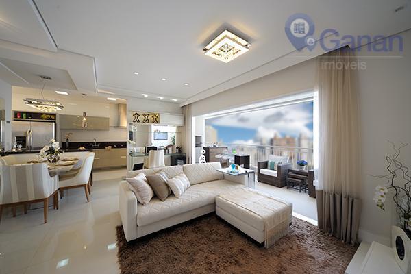 Cobertura com 3 dormitórios à venda, 184 m² por R$ 998.000 - Vila Carrão - São Paulo/SP
