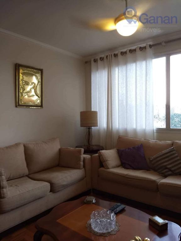 Impecável na Vila Clementino com 3 dormitórios, 1 garagem, só duas quadras do metrô!