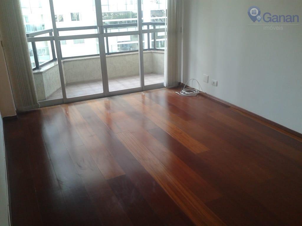 Apartamento com 2 dormitórios para alugar, 60 m² por R$ 2.200/mês - Campo Belo - São Paulo/SP