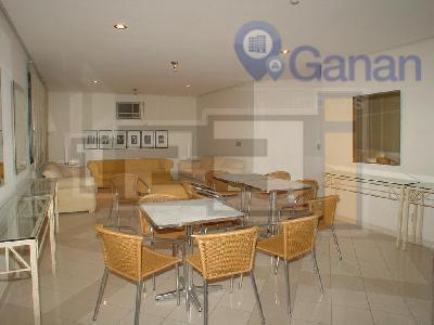 excelente apartamento totalmente reformado e mobiliado, pronto para morar, 3 suítes repletas de armários, 2 garagens...