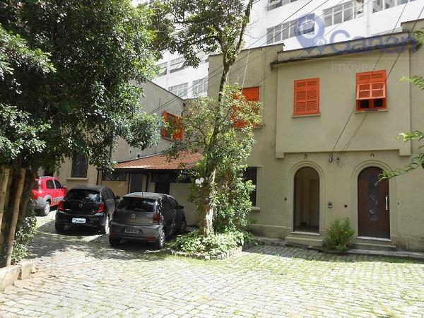 Casa para alugar, 74 m² por R$ 6.000/mês - Higienópolis - São Paulo/SP