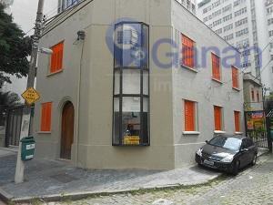 Casa para alugar, 186 m² por R$ 12.000/mês - Higienópolis - São Paulo/SP
