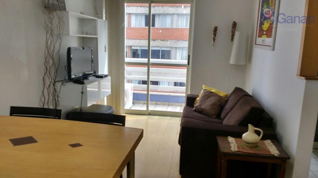 Apartamento Duplex Mobiliado 1 dormitório em Moema