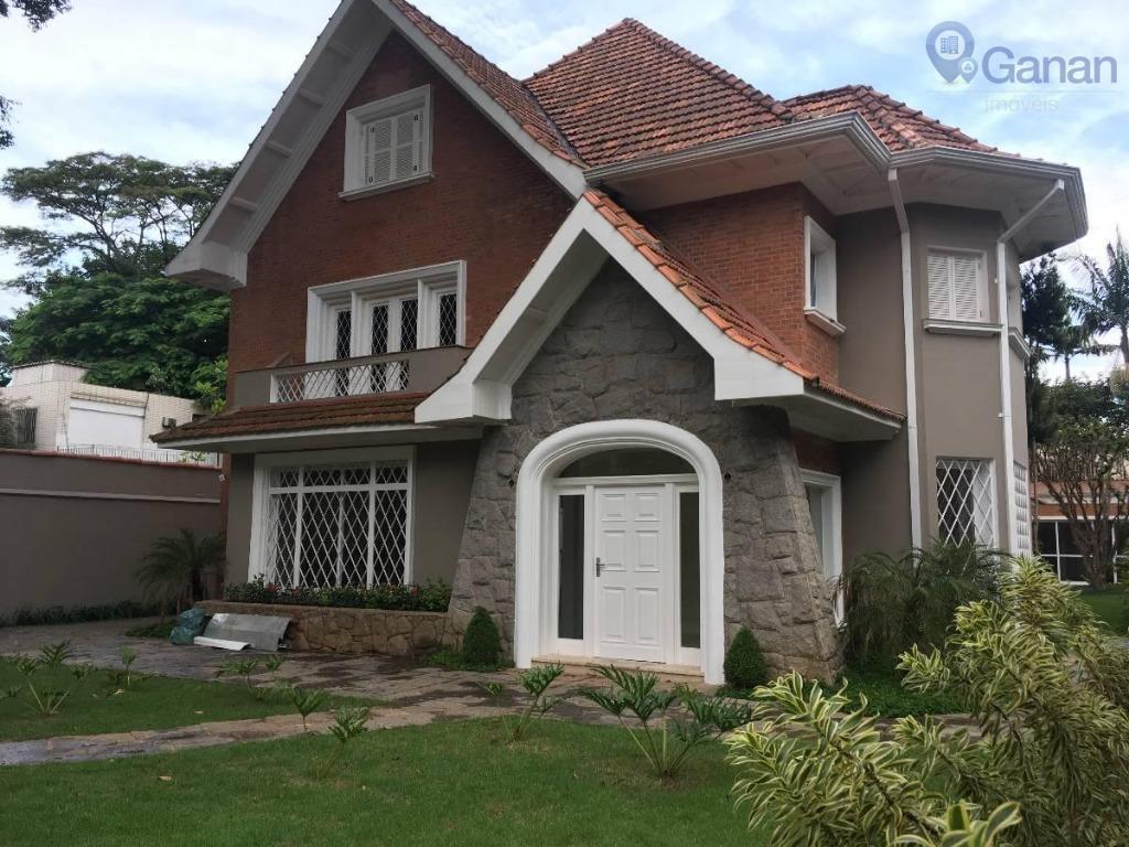 Casa com 6 dormitórios à venda, 721 m² por R$ 12.900.000 - Indianópolis - São Paulo/SP