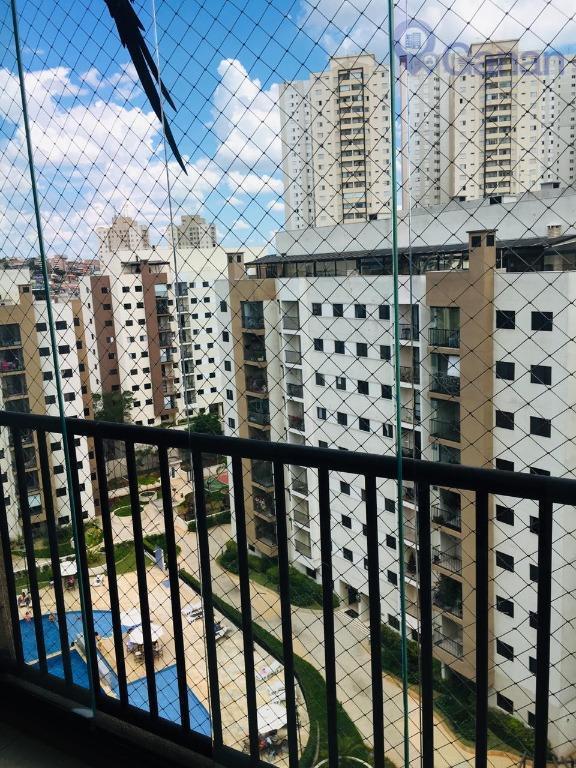 Cobertura residencial à venda, Interlagos, São Paulo - AP1109.