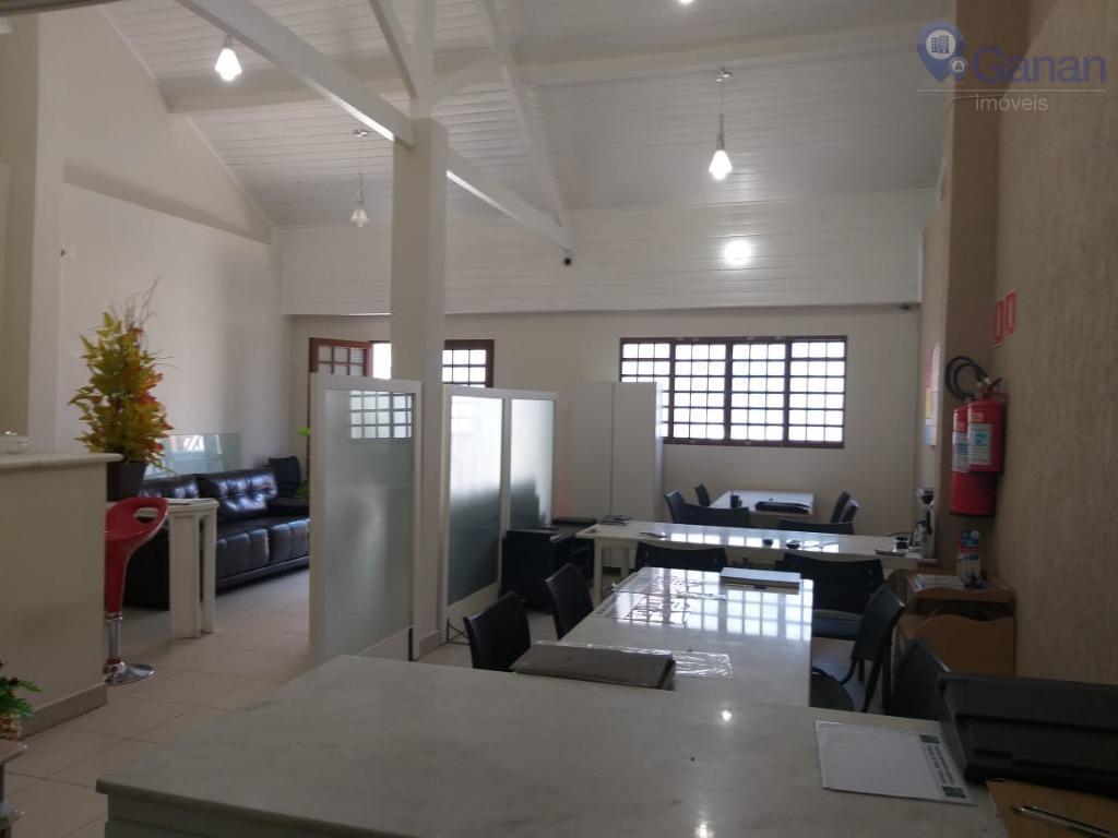 Casa Comercial Mobiliado Para Alugar em Moema
