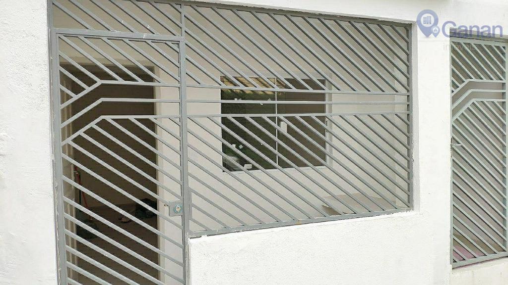 Casa com 1 dormitório para alugar, 36 m² por R$ 1.530/mês - Jardim Aeroporto - São Paulo/SP