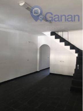 Sobrado para alugar, 115 m² por R$ 2.600/mês - Vila Cordeiro - São Paulo/SP