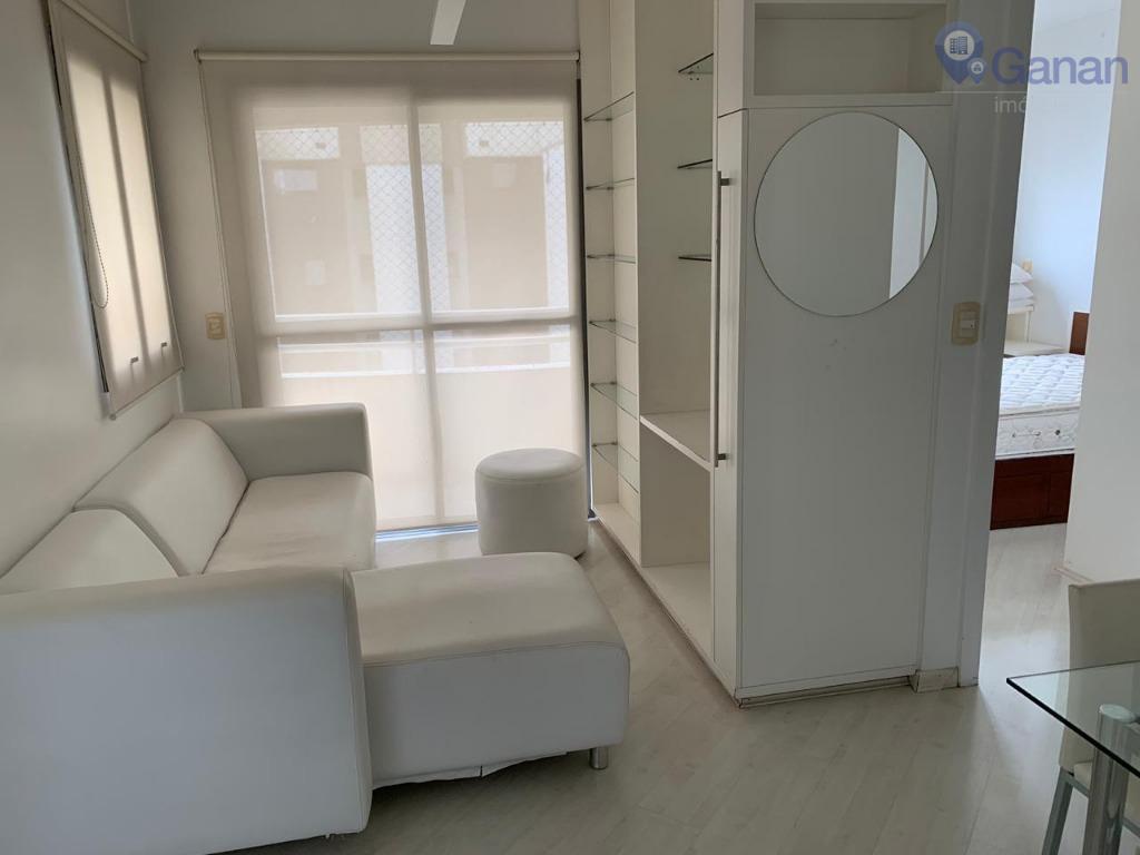 Apartamento Mobiliado Para Alugar no Brooklin