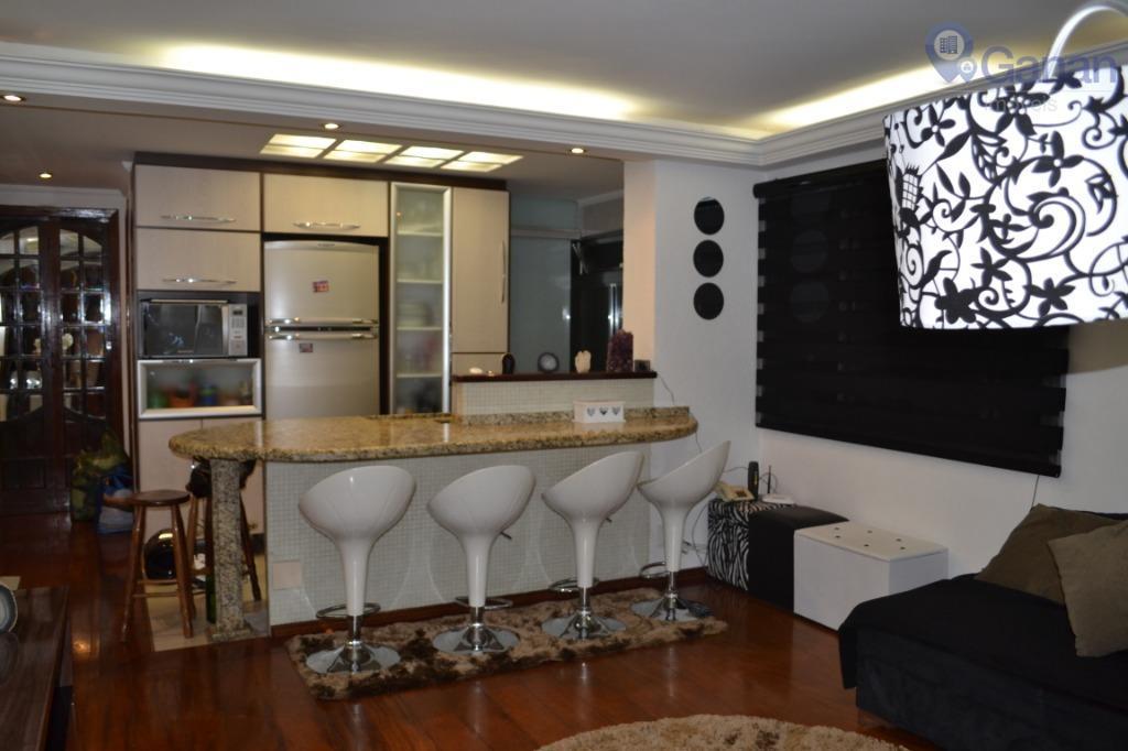 Apartamento com 3 dormitórios à venda, 70 m² por R$ 405.000 - Morumbi - São Paulo/SP